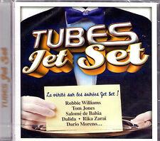 CD 19T TUBES JET SET DALIDA/THE CARDIGANS/RIKA ZARAI/KHALED/BARRY WHITE/MORENO