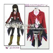 Umineko no Naku Koro ni Lucifer Leviathan  cosplay costume  custom any size