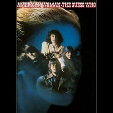 American Woman by The Guess Who (Vinyl, Nov-2012, Friday Music)