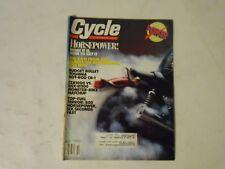 OCTOBER 1990 CYCLE MAGAZINE,SUZUKI GSX-R1100,VS YAMAHA FZR1000,ZX-11 FROM HELL