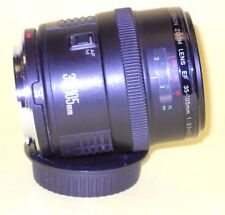 Canon EF 35-105mm 3,5-4,5 Lens  extremely good condion!