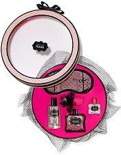 Victorias Secret 5pc Gift Set NOIR TEASE Eau De Parfum Perfume Pillow Spray Mask