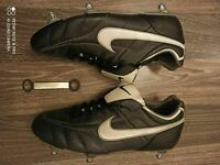 Nike Tiempo IV football boots / soccer cleats SG UK 6 US 7
