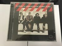 U2 - How to Dismantle an Atomic Bomb  2 DISC  CD DVD
