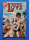 SUMMER LOVE #48 The Swingers Ernesto R Garcia cover & art Charlton Comics 1968!