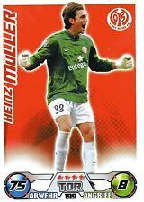 199 Heinz Müller - 1. FSV Mainz 05 - TOPPS Match Attax 2009/2010