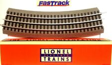 O Scale Lionel 6-12056 FasTrack O-60 Curve Track (1) pcs