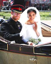 Meghan Markle Prince Harry Royal Wedding 8x10 photo picture print #1