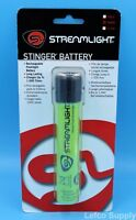 Streamlight Stinger Rechargeable Flashlight Battery 75375 GENUINE AUTHENTIC NEW