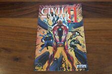 CIVIL WAR II / 2 EXTRA  N° 5