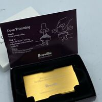 Breville The Razor Precision Dose Trimming Tool for 58mm baskets