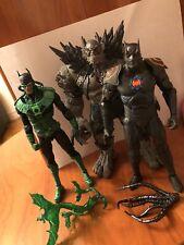 DC Multiverse McFarlane LOT Dark Nights Metal BATMAN, Devastator, Dawnbreaker