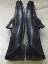 Allen Edmonds black loafers mens sz 12