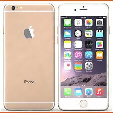 "Apple iPhone 5.5"" 64gb 6 PLUS Fabbrica Smartphone Sbloccato-ORO"