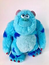 Disney Pixar Monsters Inc Sulley Monster Talking Soft Plush Toy Hasbro Original