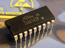 4x TMM142P 256x4 nonvolatile SRAM, Toshiba