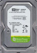 10x wd2500avvs-62l2b0 Western Digital GreenPower 250 GB SATA 3,5 disco rigido