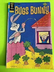 Bugs Bunny Gold Key Comic Books No. 172 1976 Western Publishing Warner Brothers
