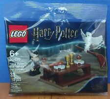 LEGO Harry Potter 30420 Harry Potter and Hedwig Owl Delivery FREE SHIPPING!