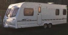 2 Axles Caravans with CD Player 4 Sleeping Capacity