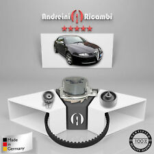 KIT DISTRIBUZIONE + POMPA ACQUA ALFA ROMEO GT 2.0 JTS 119KW 162CV 2011 ->