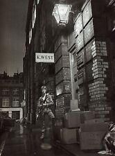 BOWIE ZIGGY STARDUST MINI LAMINATED A4  POSTER HEDDON STREET style 8