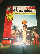 RIVISTA SPORTIVA IL CAMPIONE MAGGIO 56 ANNO II° N°19 DANNY KAYE COPPI ROCKY