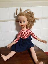 Vintage 1963 Eegee Puppetrina a hand puppet doll Rare