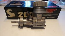 Super Tigre S2000/ 25cc RC model engine , made in Italy. Very Nice Conidition