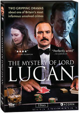 Mystery Of Lord Lucan (2015, REGION 1 DVD New)