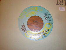 The Addrisi Brothers 45 We've Got To Get It On Again COLUMBIA PROMO