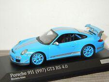 Porsche 911 997 GT3 RS 4.0 - Minichamps 1:43 in Box *30629