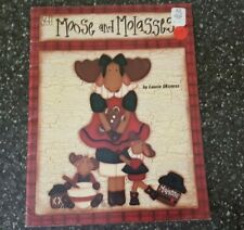 Moose and Molasses by Laurie Oksness Decorative Painting SGP