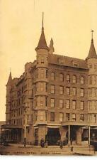 IDANHA HOTEL Boise, Idaho 1911 Vintage Postcard