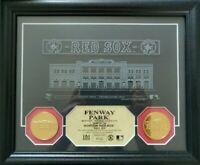 2004 World Series Boston Red Sox Plaque