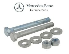 Mercedes E320 E350 E550 S500 4Matic Front Lower Inner Control Arm Bolt Kit OES