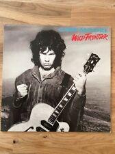 "GARY MOORE - Wild Frontier 12"" LP 10 Records, 1987 (Vinyl Sammlung)"