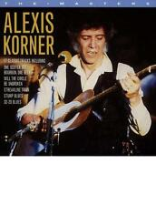 Alexis Korner – The Masters - Eagle Records – EAB CD 092 - CD