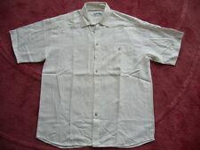 weißes Kurzarmhemd, Gr.41-42