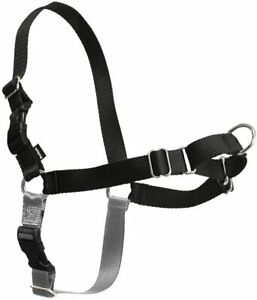 PetSafe Easy Walk Training Dog Harness Prevents Pulling w/ Martingale Chest Loop