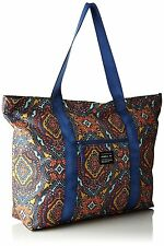 O'NEILL WOMENS WATERFALL ZIPPED SHOULDER BAG/TOTE SHOPPER HANDBAG 6S 9026/2900