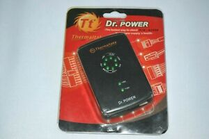 Thermaltake Dr. Power A2358 Power Visual Power Supply Meter / NEW
