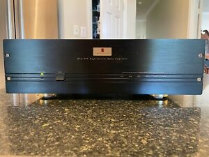 Parasound HCA-806 High Current 6-Channel Power Amplifier - Tested/Working - NICE