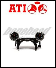 ATi Dual Steering Column 52mm Gauge Pod 1999-2004 BMW E46 M3 (ePod)