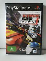PS2 Stock Car Crash Inc Manual