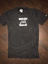 Men's Jock Wrestling Singlet Granada Hills Shirt Compression Spandex Tight M