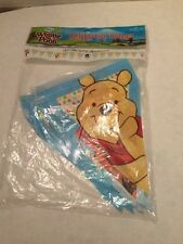 Winnie the Pooh and Pals Celebration Banner New In Package