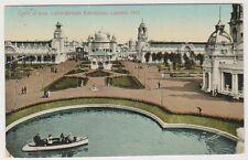 Latin-British Exhibition, London 1912 postcard - Court of Arts