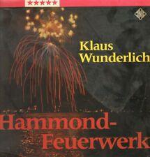 Klaus Wunderlich – Hammond Feuerwerk - Telefunken - Isle 14376-P - Ger