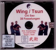 DVD Wing Chun Tsun Chi Sao 38 Fesselungen Trapping Armkontrolle fesseln